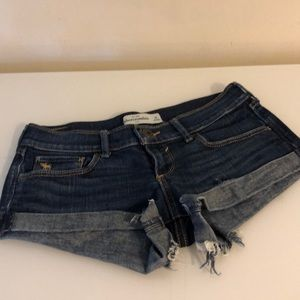 Abercrombie Shortie Shorts for Kids